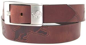 Eagles Wings NFL Detroit Lions Brandish Belt
