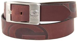 Eagles Wings NFL Green Bay Packers Brandish Belt