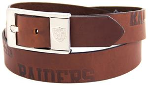 Eagles Wings NFL Oakland Raiders Brandish Belt