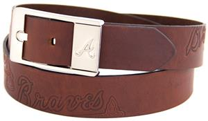 Eagles Wings MLB Atlanta Braves Brandish Belt