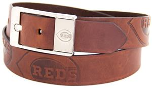 Eagles Wings MLB Cincinnati Reds Brandish Belt