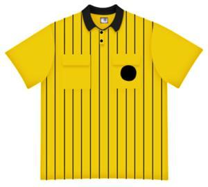 Millenium SHORT Sleeve Soccer Ref Jerseys Closeout