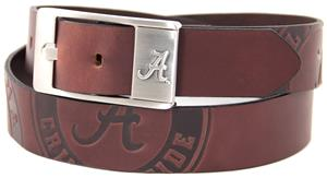 Eagles Wings NCAA Alabama Brandish Belt