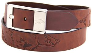 Eagles Wings NCAA Arkansas Razorback Brandish Belt