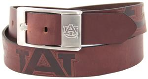 Eagles Wings NCAA Auburn Tigers Brandish Belt