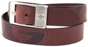 Eagles Wings NCAA Georgia Bulldogs Brandish Belt