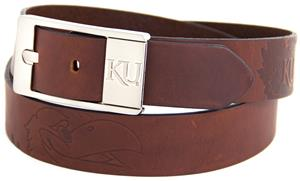 Eagles Wings NCAA Kansas Jayhawks Brandish Belt