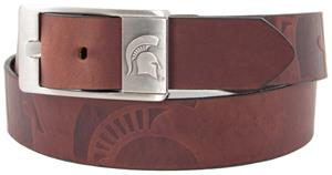 Eagles Wings NCAA Michigan State Brandish Belt