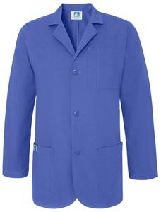"Adar Unisex 30"" Classic 3 Pocket Consultation Coat"