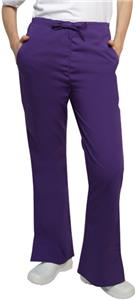 Adar Womens Flare Leg Pants