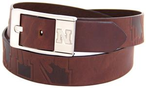 Eagles Wings NCAA Nebraska Huskers Brandish Belt