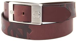 Eagles Wings NCAA North Carolina Brandish Belt