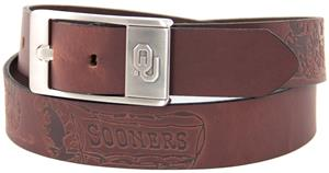 Eagles Wings NCAA Oklahoma Sooners Brandish Belt