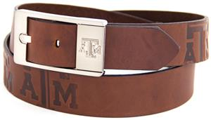 Eagles Wings NCAA Texas A&M Aggies Brandish Belt