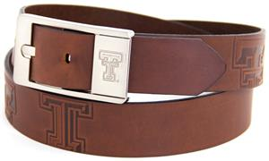 Eagles Wings NCAA Texas Tech Brandish Belt