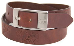 Eagles Wings NCAA Virginia Tech Brandish Belt