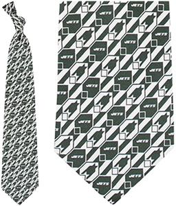 Eagles Wings NFL New York Jets Nexus Tie