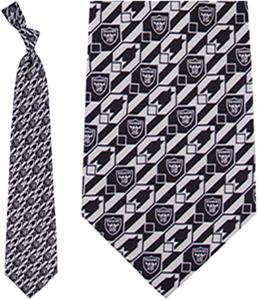 Eagles Wings NFL Oakland Raiders Nexus Tie