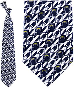 Eagles Wings NFL San Diego Chargers Nexus Tie
