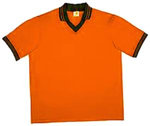 CO-ORANGE League Soccer Jerseys-Slightly Imperfect