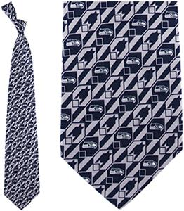 Eagles Wings NFL Seattle Seahawks Nexus Tie