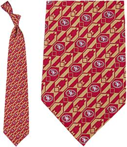 Eagles Wings NFL San Francisco 49ers Nexus Tie