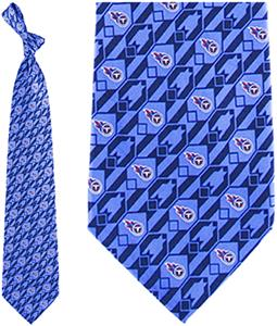 Eagles Wings NFL Tennessee Titans Nexus Tie