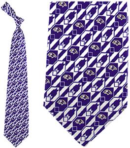 Eagles Wings NFL Baltimore Ravens Nexus Tie