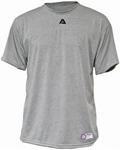 Akadema Adult Sports Grey Performance Tee