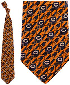 Eagles Wings NFL Chicago Bears Nexus Tie