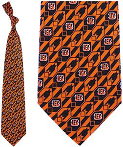 Eagles Wings NFL Cincinnati Bengals Nexus Tie