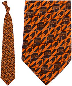 Eagles Wings NFL Cleveland Browns Nexus Tie