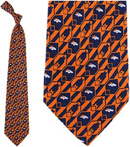 Eagles Wings NFL Denver Broncos Nexus Tie