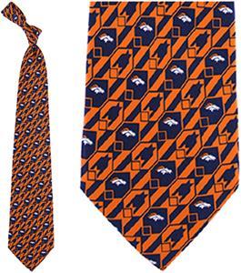 Eagles Wings NFL Denver Broncos Nexus Tie