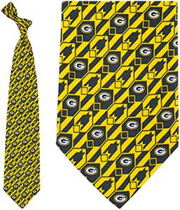 Eagles Wings NFL Green Bay Packers Nexus Tie
