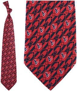 Eagles Wings NFL Houston Texans Nexus Tie
