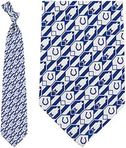 Eagles Wings NFL Indianapolis Colts Nexus Tie