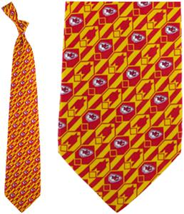 Eagles Wings NFL Kansas City Chiefs Nexus Tie