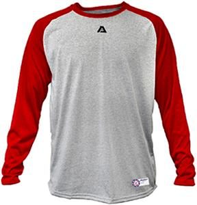 Akadema Adult Raglan Baseball Shirt