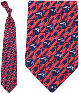 Eagles Wings NFL New England Patriots Nexus Tie