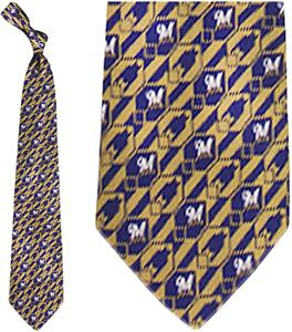 Eagles Wings MLB Milwaukee Brewers Nexus Tie