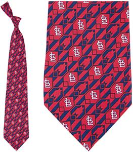 Eagles Wings MLB St Louis Cardinals Nexus Tie