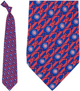 Eagles Wings MLB Chicago Cubs Nexus Tie