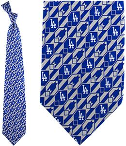 Eagles Wings MLB LA Dodgers Nexus Tie