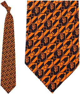 Eagles Wings MLB San Francisco Giants Nexus Tie