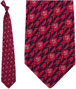 Eagles Wings MLB Washington Nationals Nexus Tie