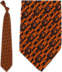 Eagles Wings MLB Baltimore Orioles Nexus Tie