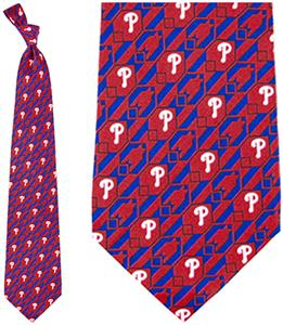 Eagles Wings MLB Philadelphia Phillies Nexus Tie