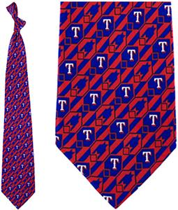 Eagles Wings MLB Texas Rangers Nexus Tie