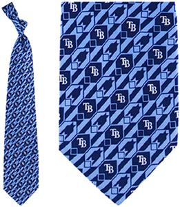 Eagles Wings MLB Tampa Bay Rays Nexus Tie